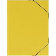 Chemise 3-rabats A3 FACT!plus jaune
