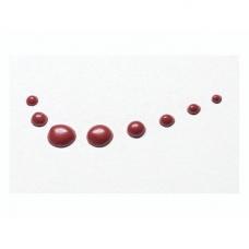 Stylo à perles 30ml WACO rouge