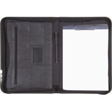 Porte-blocA4 25,5x36cm simili noir
