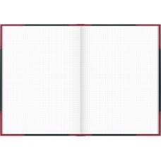 Cahier rigide A4 5x5 192p assor
