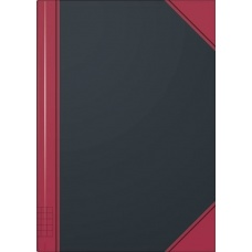 Cahier rigide A5 5x5 192p assor