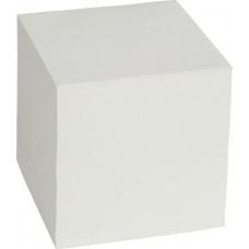 Cube mémo 8,5x8,5x8,5cm recyclé