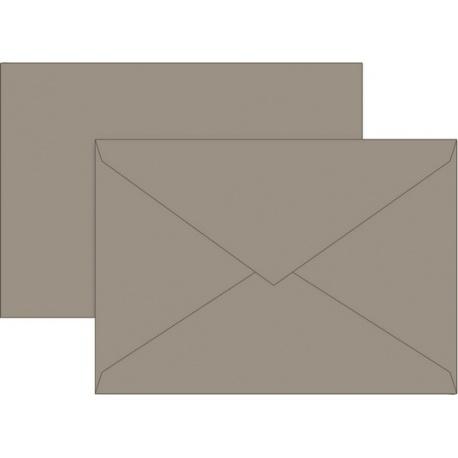 Enveloppe C5 doubl. tau 10pc