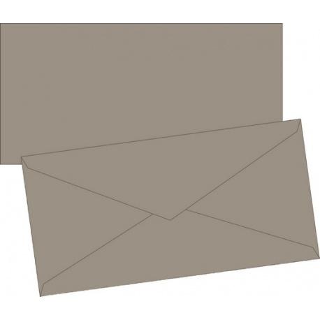 Enveloppe DL doubl. tau 10pc