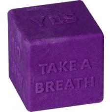Gomme Dé purple