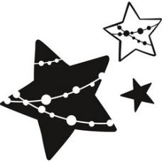 Tampon Étoiles