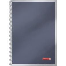 Cahier spir.A4 100fPr Metallic