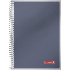 Cahier rigide A5 PrMetallic5x5 200p