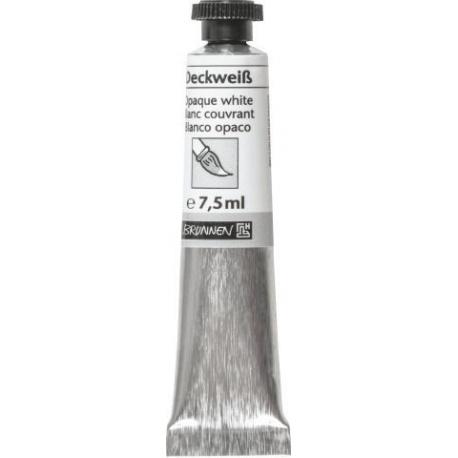 Gouache blanche en tube 7,5ml