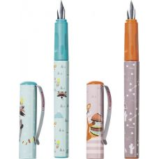 Stylo plume scolaire A FoE Be Brave