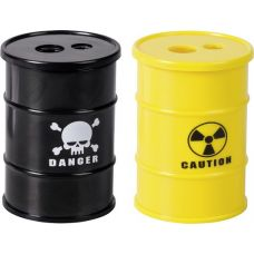 Taille-crayon 2-usages Barrel