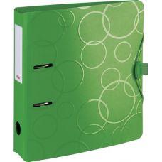 Classeur à levier poly.7cm vert fon