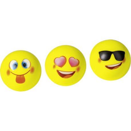 Balle rebondissante Flummi Happy