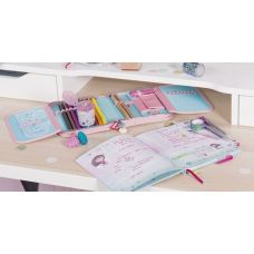 Trousse garnie 2 rabats Fantasy Mermaid