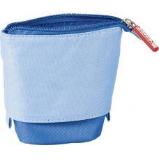 Trousse Pot à crayon bleu