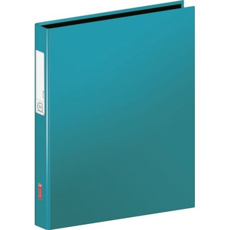 Classeur A4 Uni 2anx turquoise