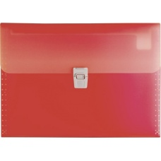 Trieur A4 FACT!pp 10 compart rouge vif