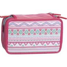 Trousse garnie 3compartim Pattern