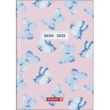 Agenda scolaire 1s/2p A5 Papillon