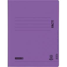Chemise A4 FACT! 250g violet bleuté