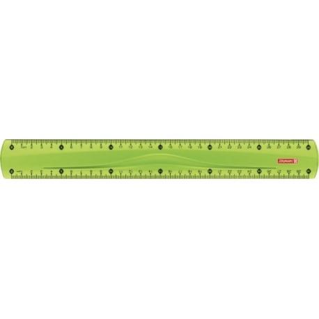 Règle 30cm ColourCode kiwi