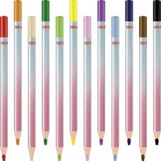 Gros crayon de couleur Princess12pc