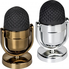 Taille-crayon Microphone avec gomme