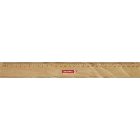Règle en bois 30cm