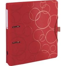 Classeur à levier poly.5cm red