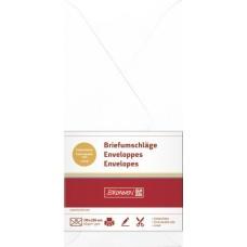 Enveloppe DL doublée bla 10pc