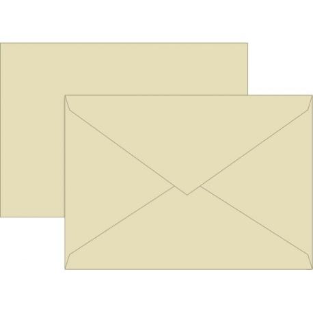 Enveloppes C6 80g cha 10pc