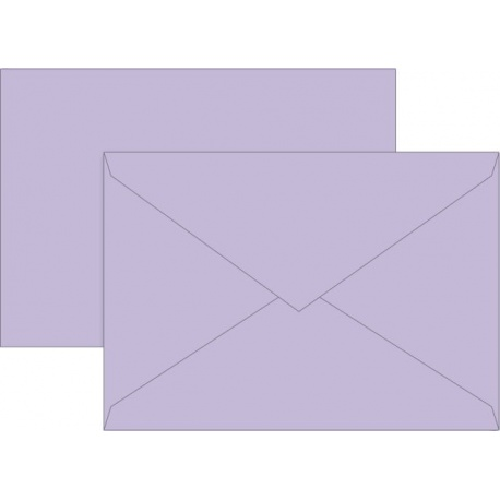 Enveloppe C6 80g lil 10pc