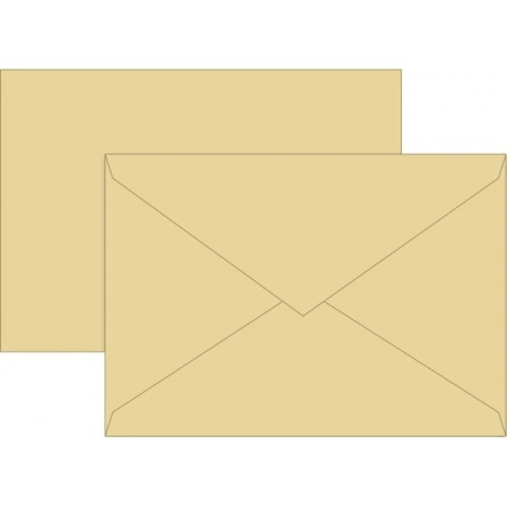 Enveloppe C5 doublée abr 10pc