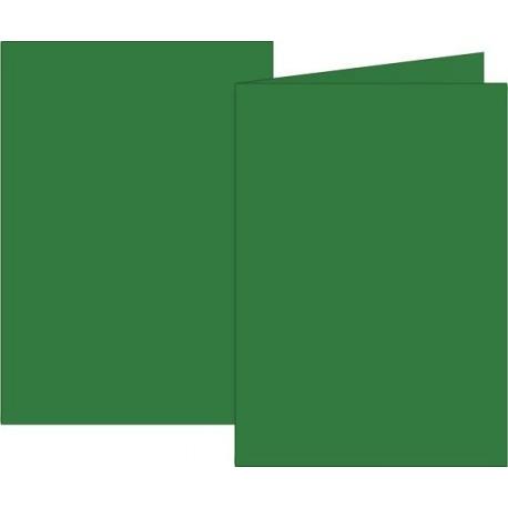 Carte double B6 200g verf 10pc