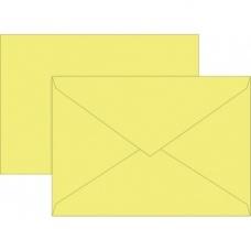 Enveloppe B6 80g jau 10pc