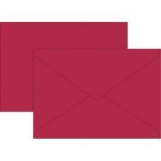 Enveloppe B6 80g rou 10pc