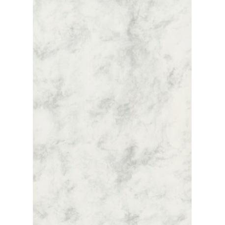 Papier multi. marbr.A4 120g gris 35f