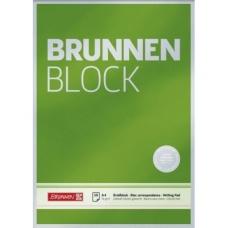 Bloc correspondance A4 Premium uni