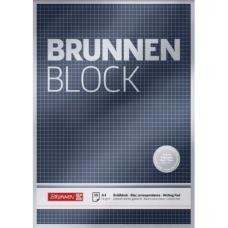 Bloc corrA4 90g BRUNNEN 5x5Premium