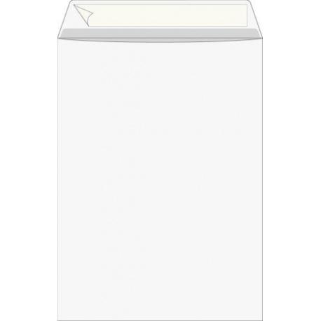 Pochette C4 fenêtre 120g blanc 5pc