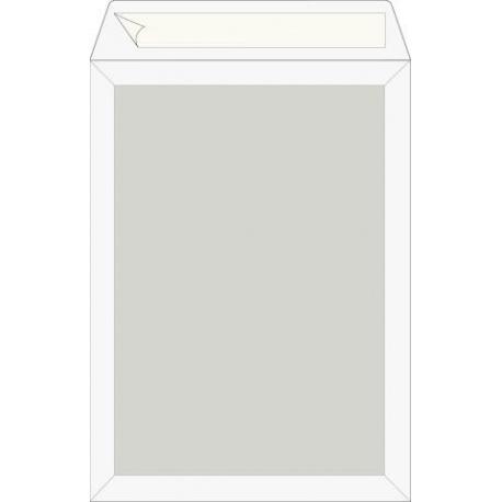 Pochette B4 blanche 125pcs