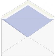 Enveloppe C6 gommée blanche 100pc