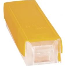 Boîte à fiches A8 Twinboxx orange