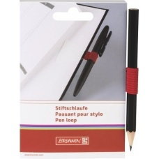 Passant pour stylo red