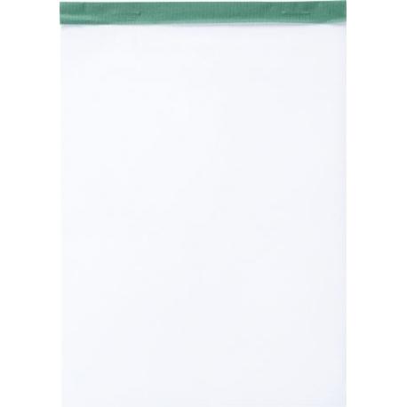 Bloc-notes A5 uni perforé 100p