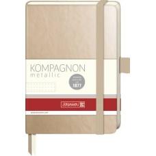 Carnet A6 Kompagnon Metal.point.3c