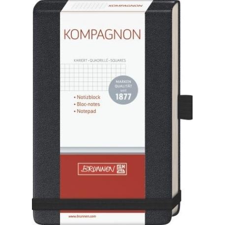 Bloc-notes A6 Kompagnon 5x5 160p