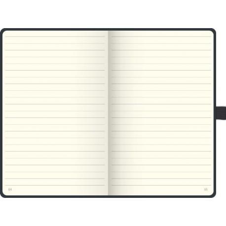 Carnet A5 Kompagnon WHITE trav 192p