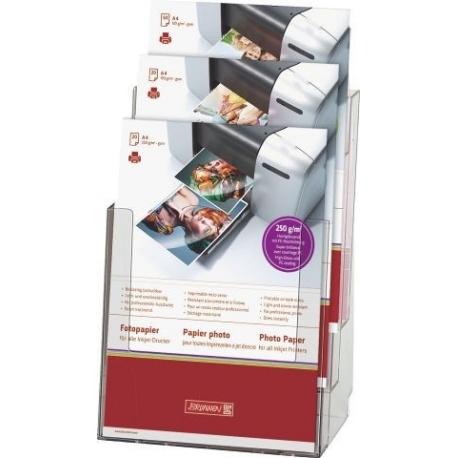 Présentoir papier photo23,5x15,5x34