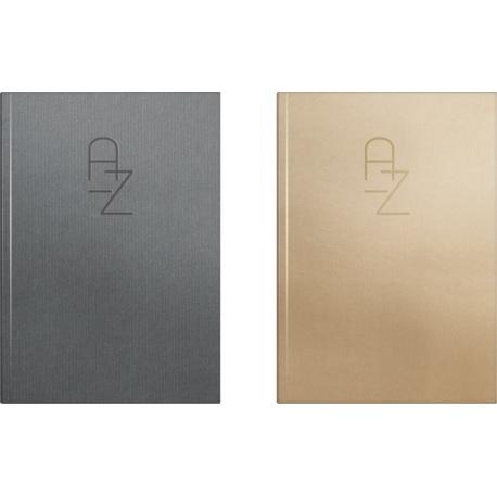 Répertoire A5 Senzo 2c gold, titan